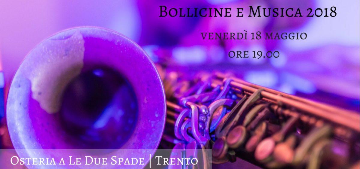 Evento 'Bollicine e Musica 2018' Trento